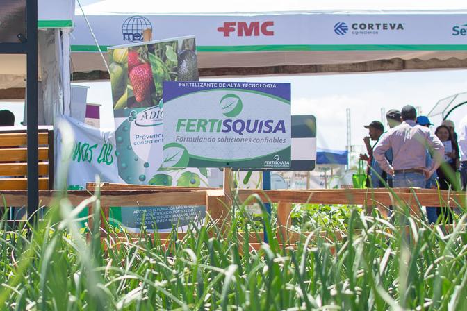 FERTISQUISA participa en la Expo-Agrícola 2019.